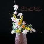 3月の花風水 アレンジメント